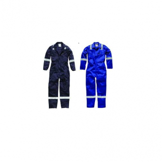 Coveralls with reflector